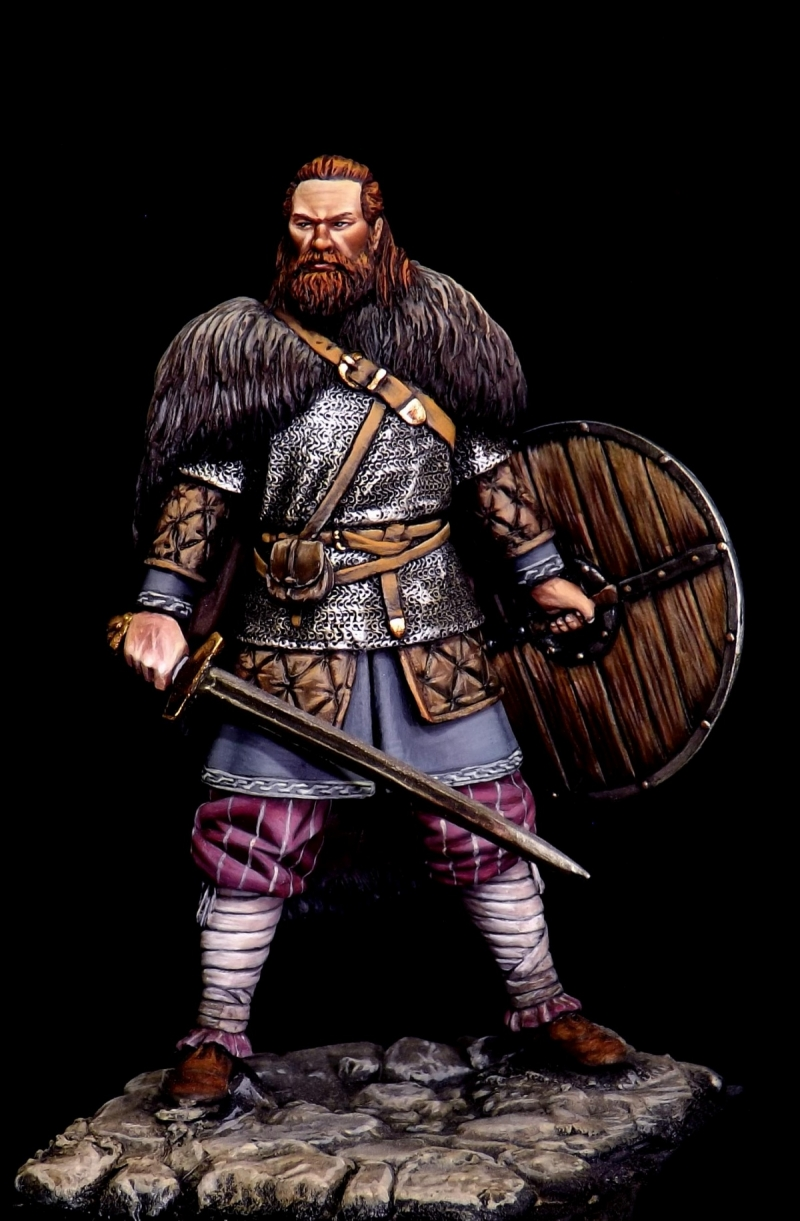 Viking Chieftain 75mm second version