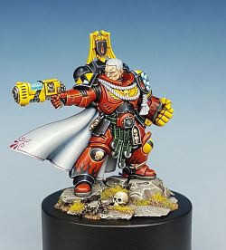Blood Angels Captain