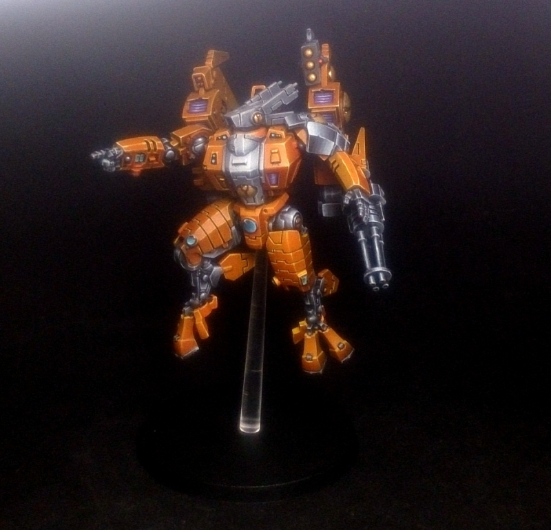 Tau Empire's Commander