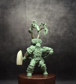 Pre-Heresy IRON WARRIOR