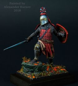European Knight 14th century