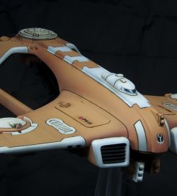 Tau Razorshark Strike Fighter