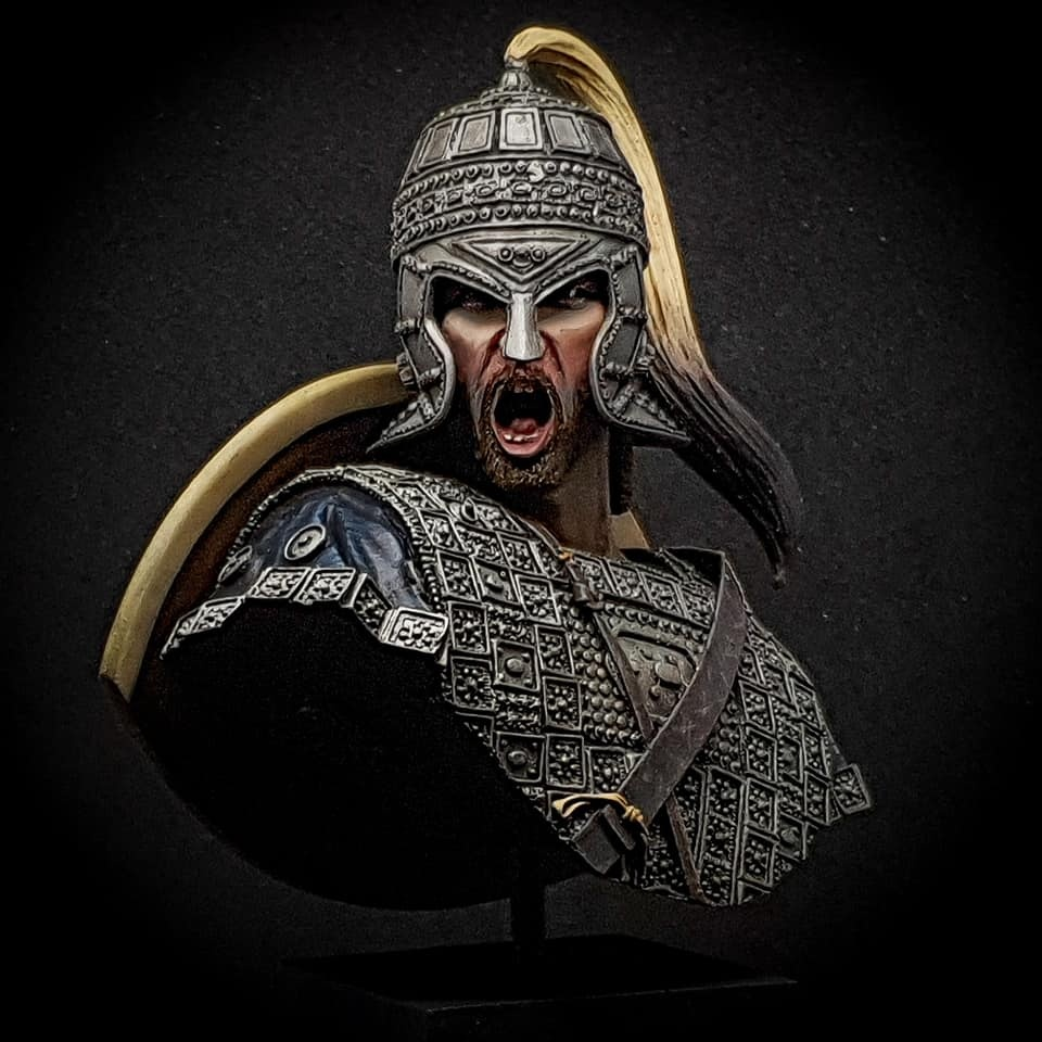 Hector, prince of Troy by FearGFX · Putty&Paint