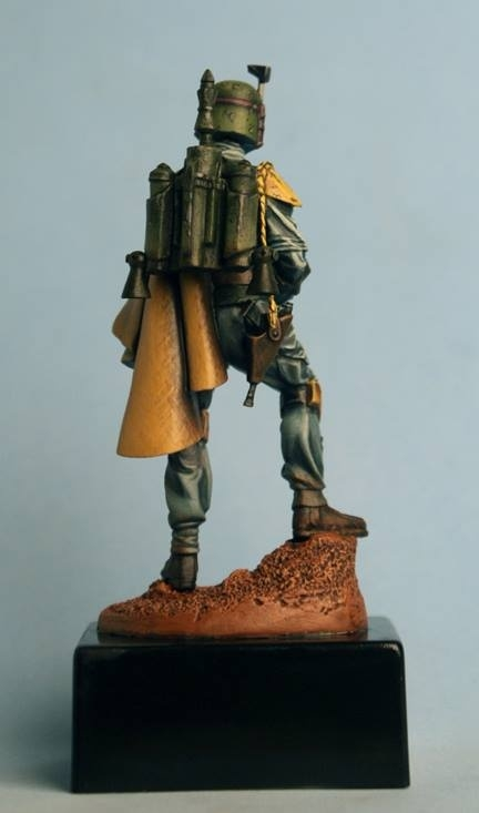 Boba Fett, Knight Models 72mm