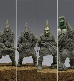 ROTTEN CULTISTS