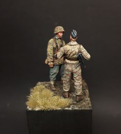 Rado miniatures - after the battle