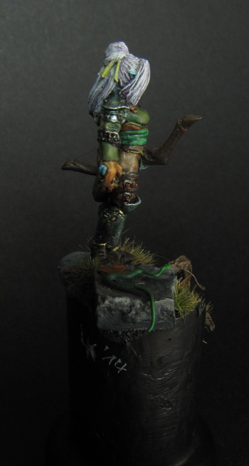 Moon Elf Ranger By Leonard Kraus 183 Putty Amp Paint
