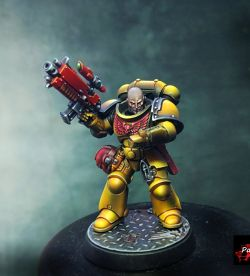 Imperial Fists Sergeant