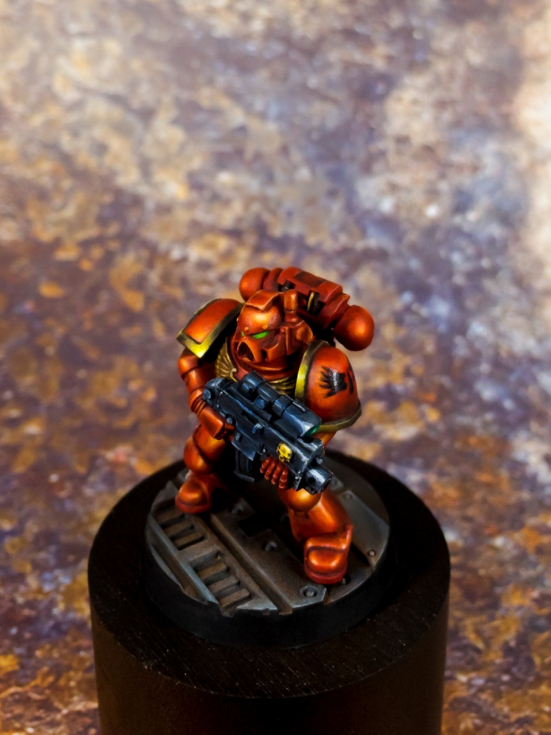 Space Marine:Blood Angels