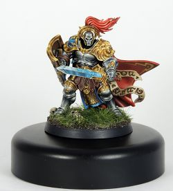 Knight Questor of Hallowed Knights