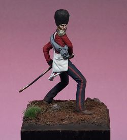 Grenadier Guards, Crimea 1854, Elite Miniatures 54mm