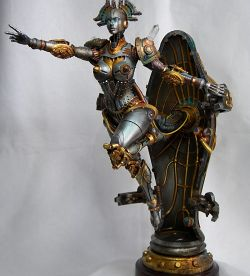 LADY MECHANICA