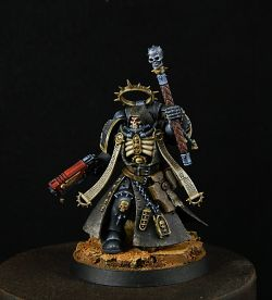 Blood Angels Primaris Chaplain