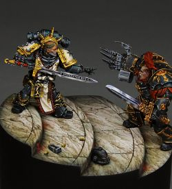 """We are returned!"" Duel of Sigismund and Abaddon"
