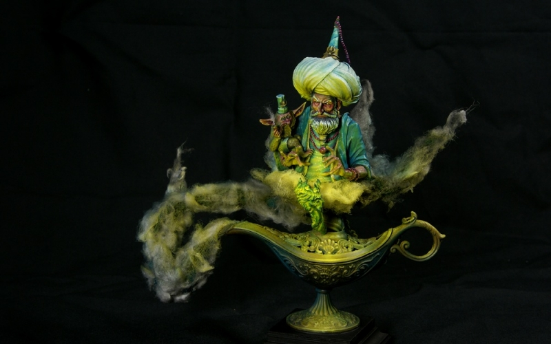 "Djinn ""Thousand and One Nights Part II"""