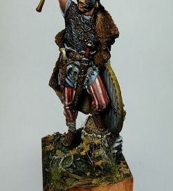 Germanic-Roman warrior