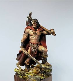 The Barbarian King