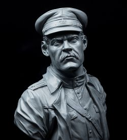 Soviet Officer 1/10 Scale