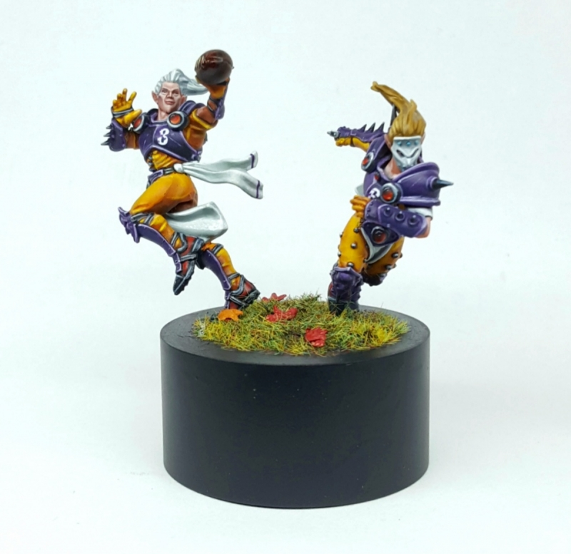 Blood bowl Vignette