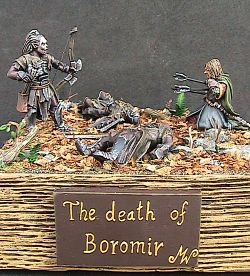 The Death of Boromir
