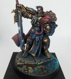 Severin Steelheart (Shadespire)