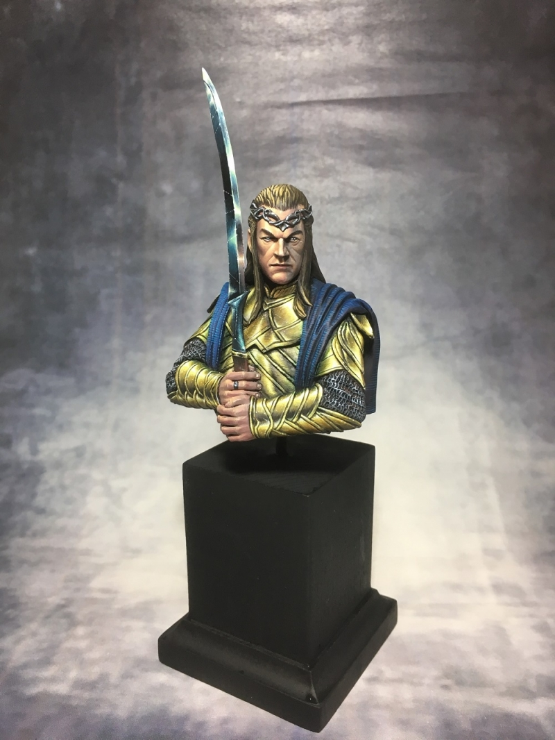 Immortal King - Elrond