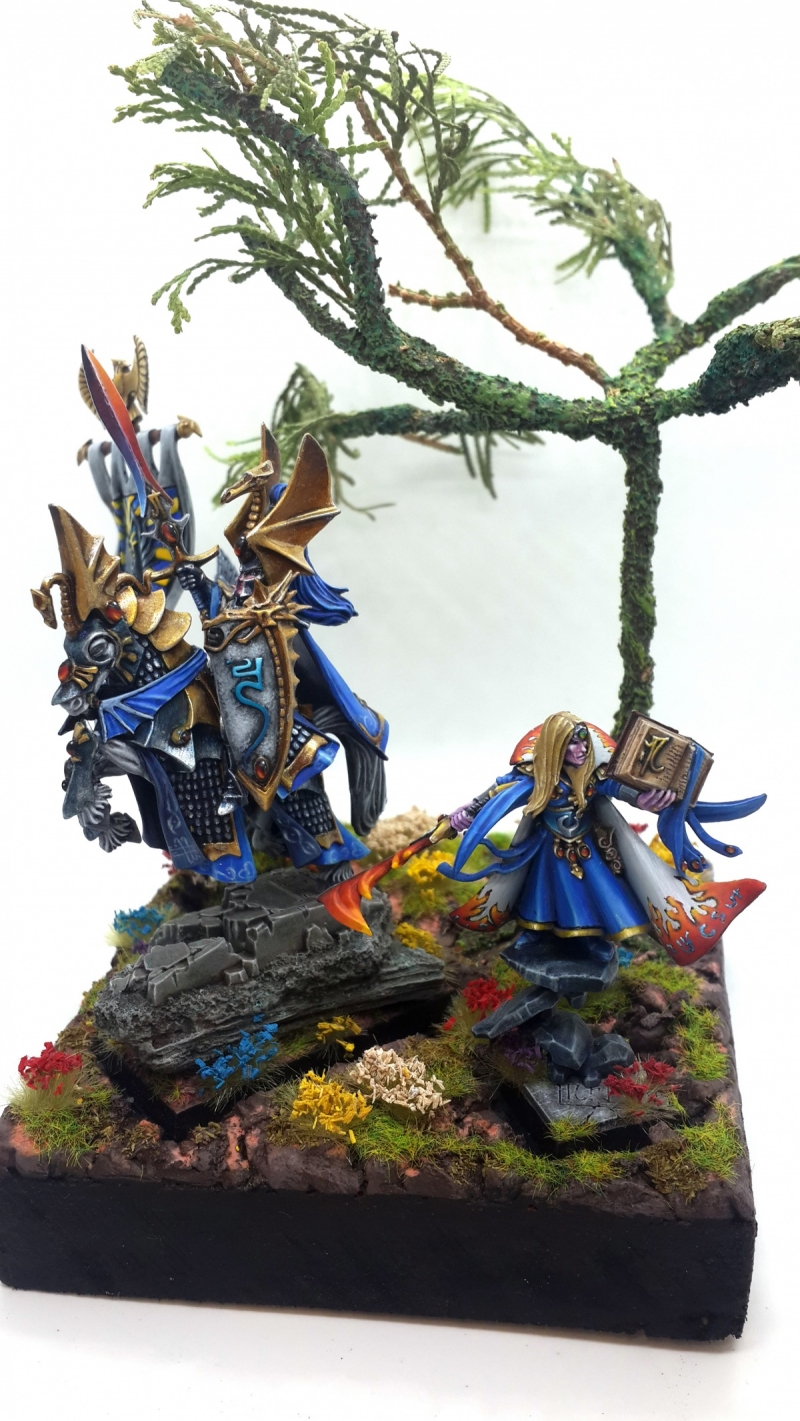 High Elves Heroes