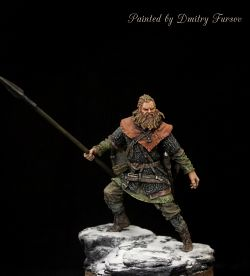 Scandinavian warrior 9-10 century