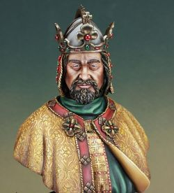Karel IV ; first King of Bohemia - XIV th C.
