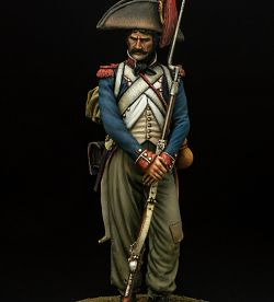 French Revolutionary Grenadier, 1798-1800
