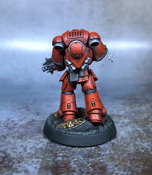 Blood Angel Intercessor