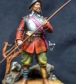 Halberdier thirds of flanders, Battle of Nördlingen 1634