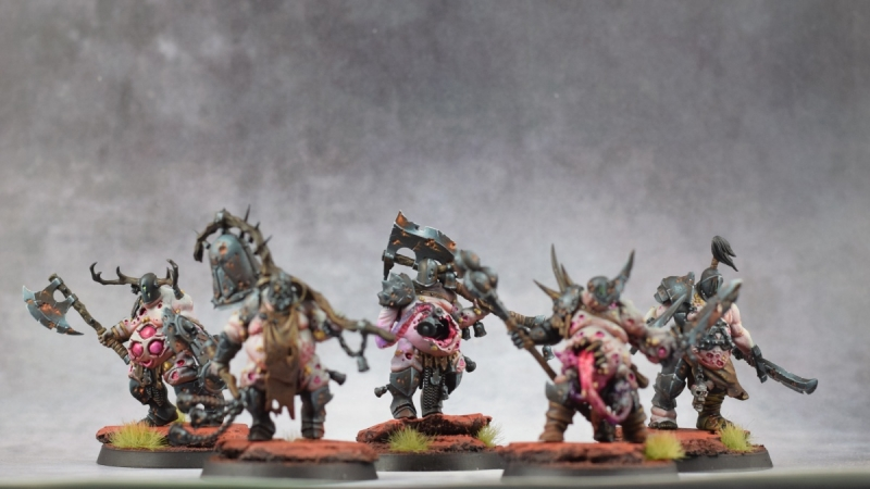 7 Sons of nurgle