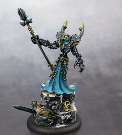 Liche Priest Asphyxious