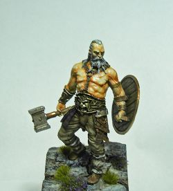 Barbarian Tribal Chief