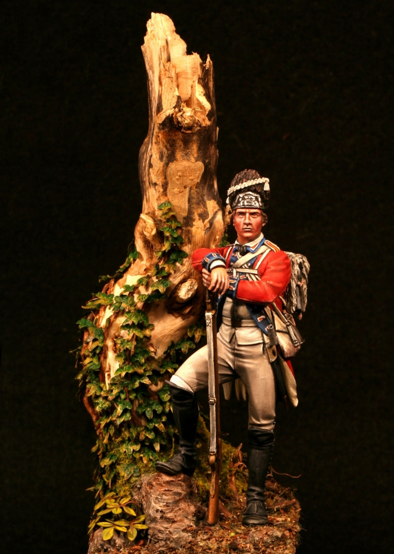 Royal Welch Fusilier, 1775