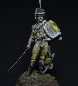 Hussar Officer of the Guard of Murat