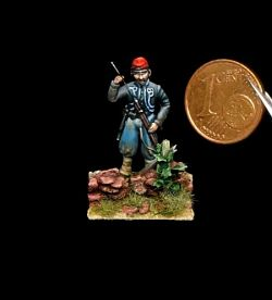 Wallace's Zouave - 1/72