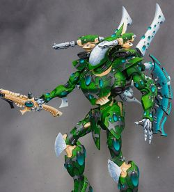 Eldar Biel-Tan Wraithknight