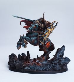 Archaon on Horse
