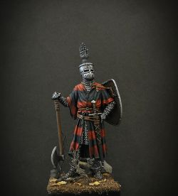 German Knight, 1200