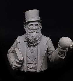 Man of science from 1850