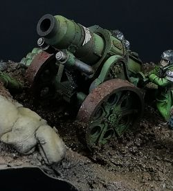 Forge World - Dkk Heavy Mortar