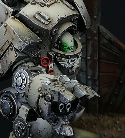 Forge World - Contemptor Pattern Dreadnought