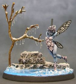 Joy, Winter Fairy