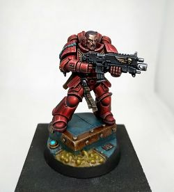 Blood Angels Primaris.