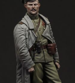 Russian Lt.Colonel 94th Yeniseiki Reg 1917