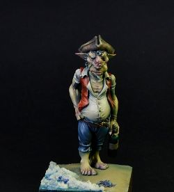 Drunk Pirate Goblin