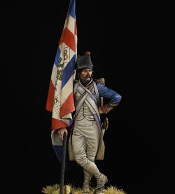 French Revolutionary Standard Bearer 1796-1800