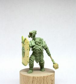 Pre-Heresy Iron Warrior 3
